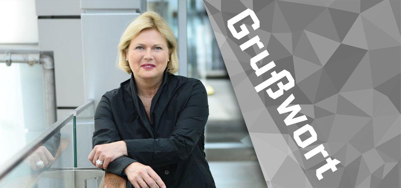 Portrait von Prof. Dr.-Ing. Anke Karmann-Woessner