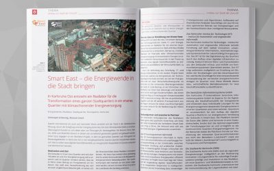"""Artikel im Fachmagazin """"Transforming Cities"""""""