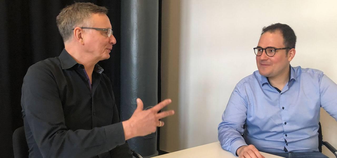Interview mit den Initiatoren von Smart East Dr.-Ing. Christoph Schlenzig und Manuel Lösch