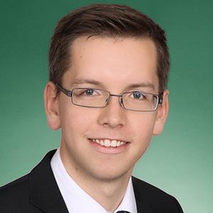 Portrait von Kevin Förderer, FZI