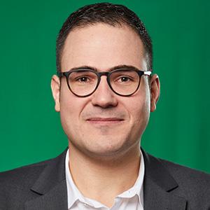 Portrait von Manuel Lösch, FZI